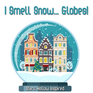 I Smell Snow... GLOBES! (Annual Subscription)