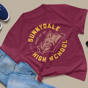 Unisex-Fit Sunnydale High Tee