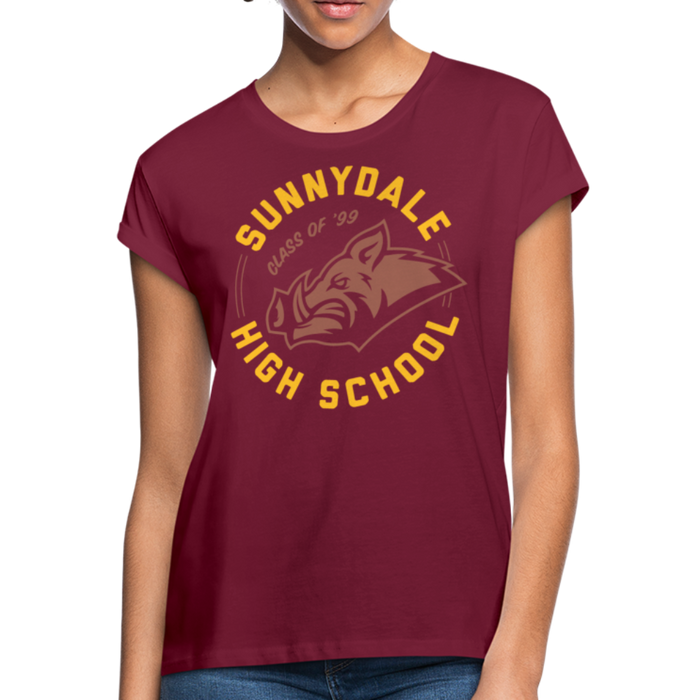 Women's Relaxed-Fit Sunnydale High T-Shirt