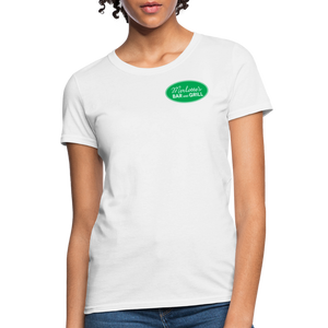 Women's-Fit Merlotte's T-Shirt - white
