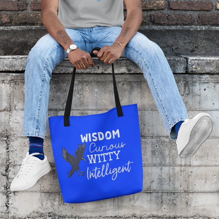 WISE HOUSE Tote Bag