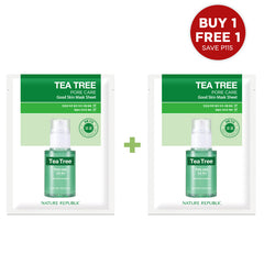 GOOD SKIN TEA TREE MASK SHEET (1+1)