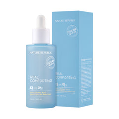 REAL COMFORTING HYALURONIC ACID MOISTURIZING AMPOULE