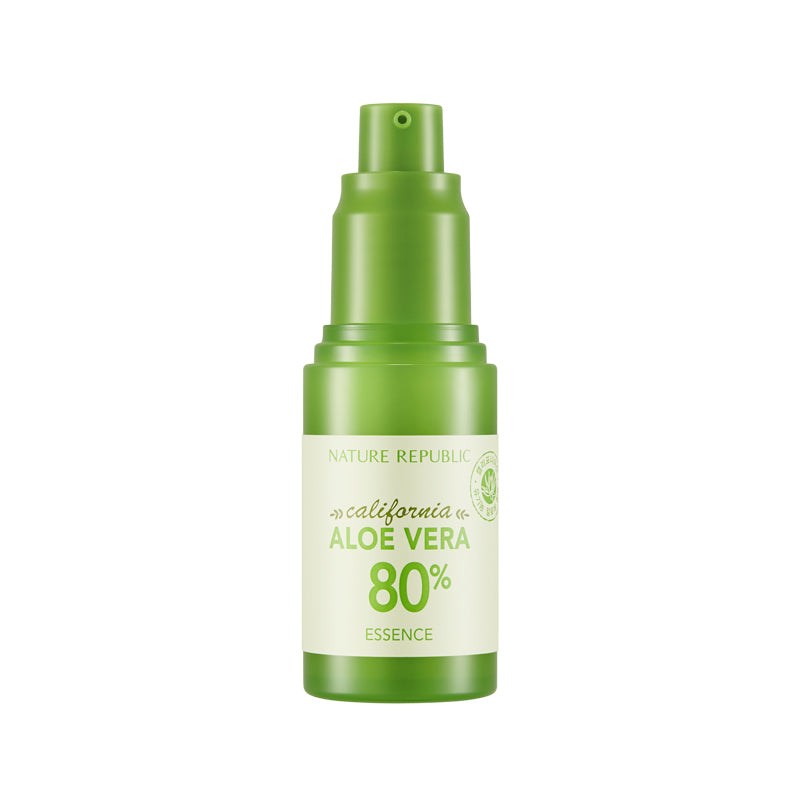 CALIFORNIA ALOE VERA 80% ESSENCE