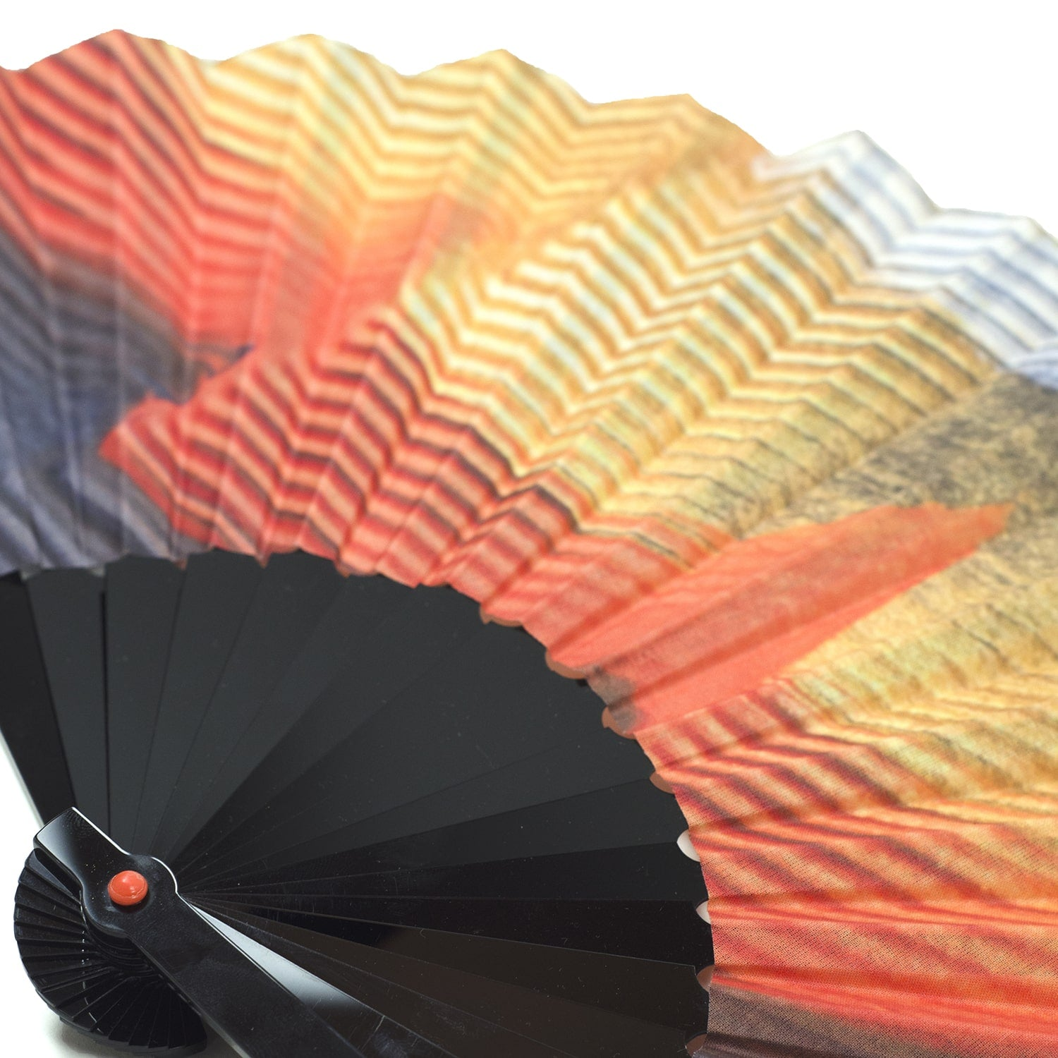 Kingfisher Hand Fan