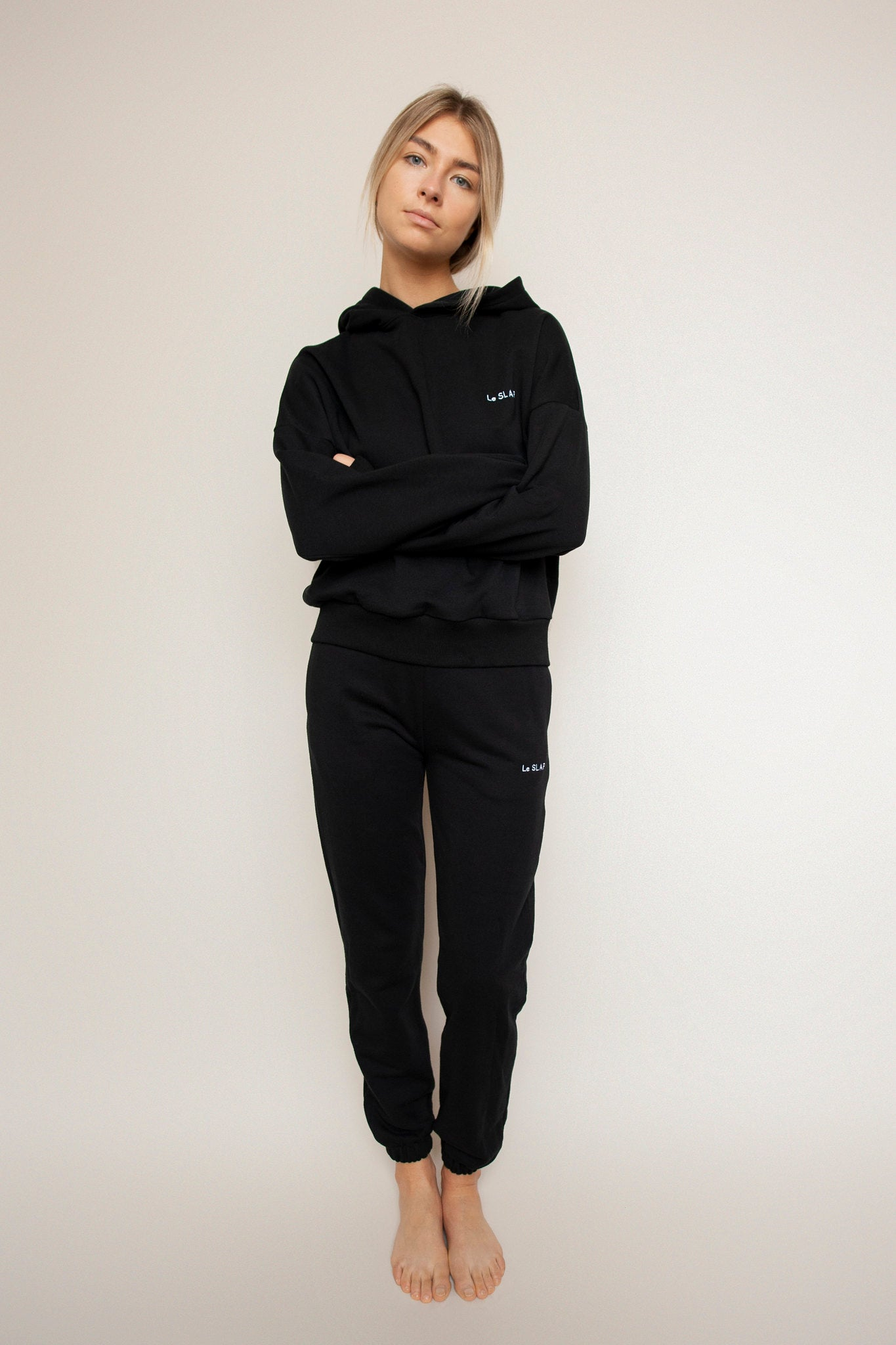 Hoodie Black | UNIFORM collection