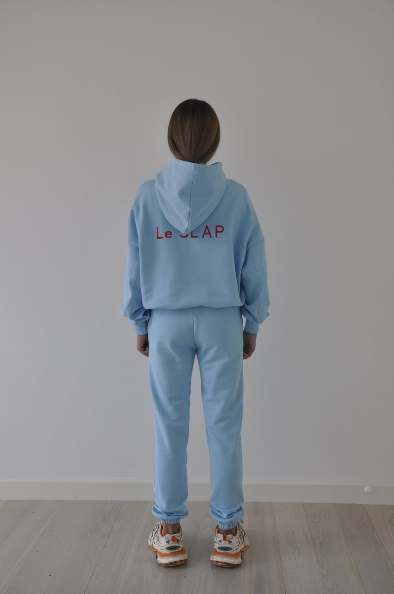Hoodie Heaven Blue | UNIFORM collection