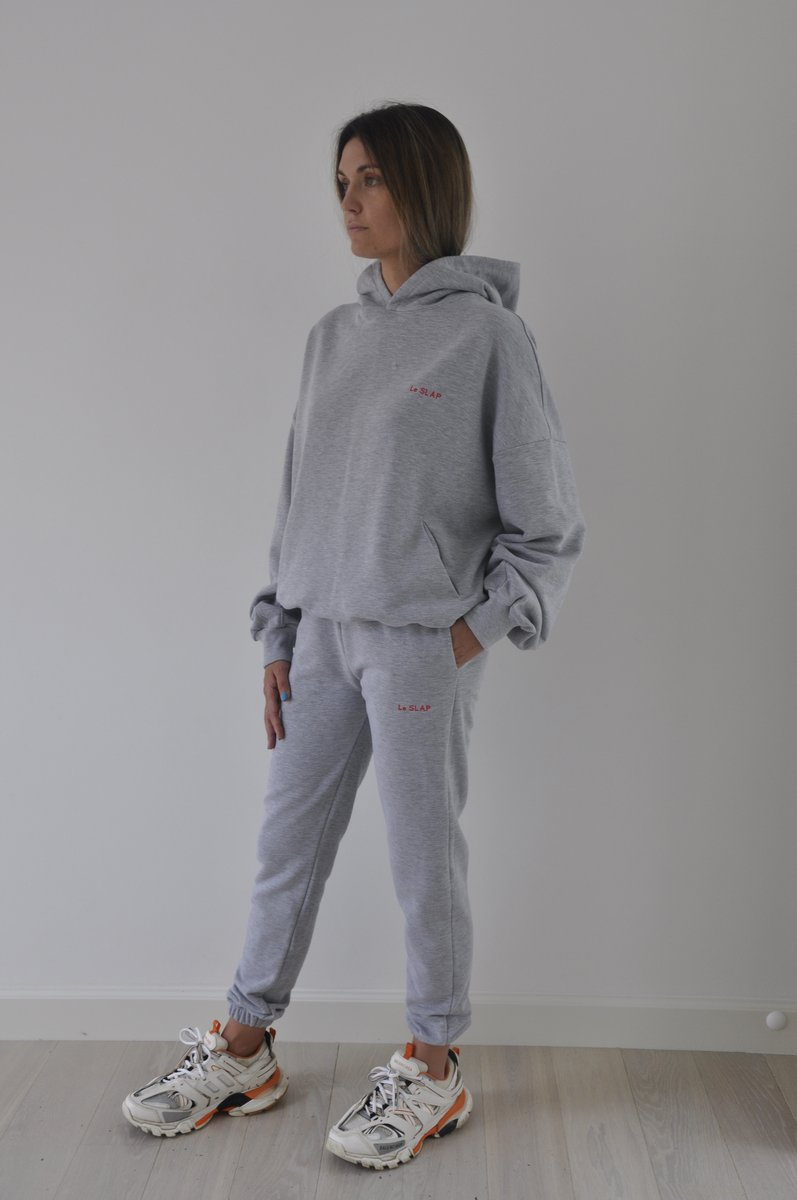Sweat Joggers Grey | UNIFORM collection