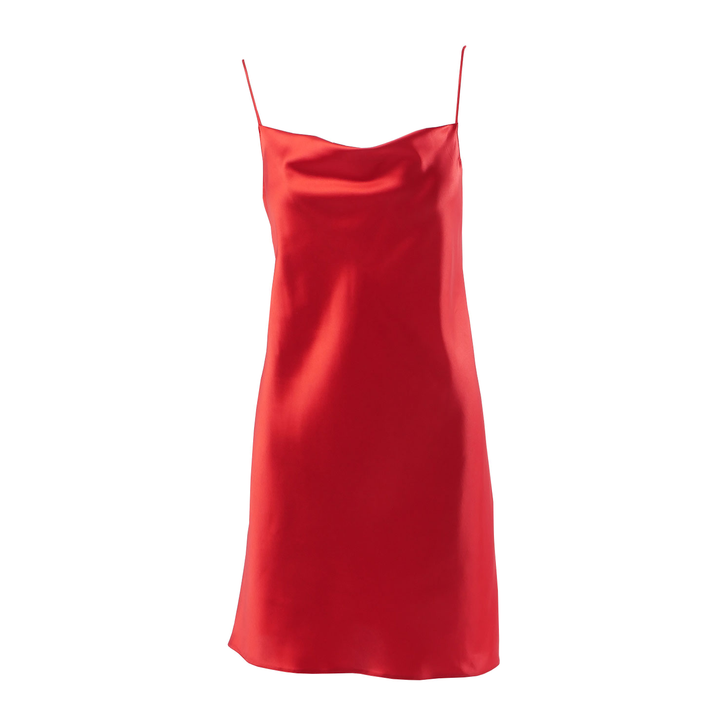 Slip Dress Red | NUDIST COLLECTION
