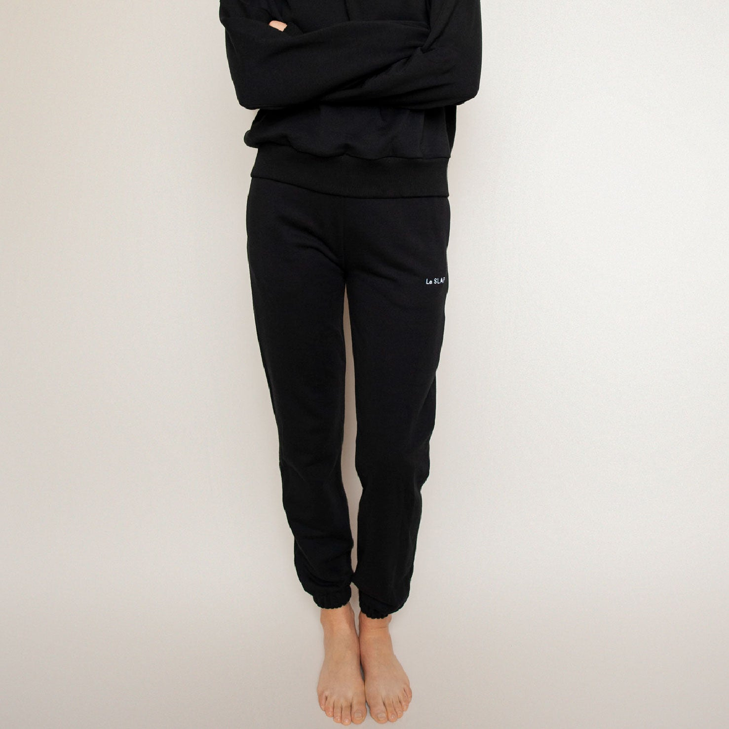 Sweat Joggers Black | UNIFORM collection