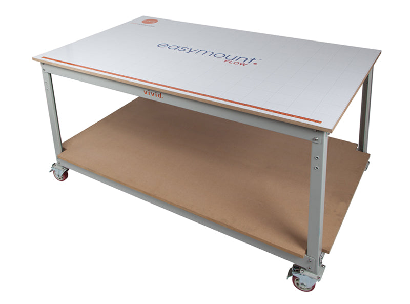 Easymount Flow Wide Format Finishing Table For Easymount SIGN Laminators