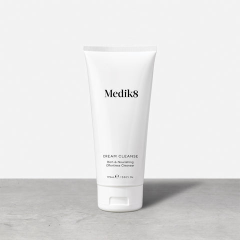 Cream Cleanse™ by Medik8. A Rich & Nourishing Effortless Cleanser.