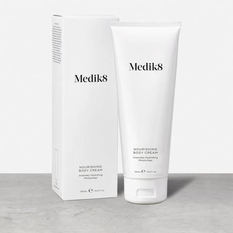 Nourishing Body Cream™ by Medik8. An Intensely Hydrating Moisturiser