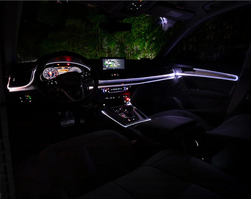 TechnoAutos ™ Smart LED Interior Kit