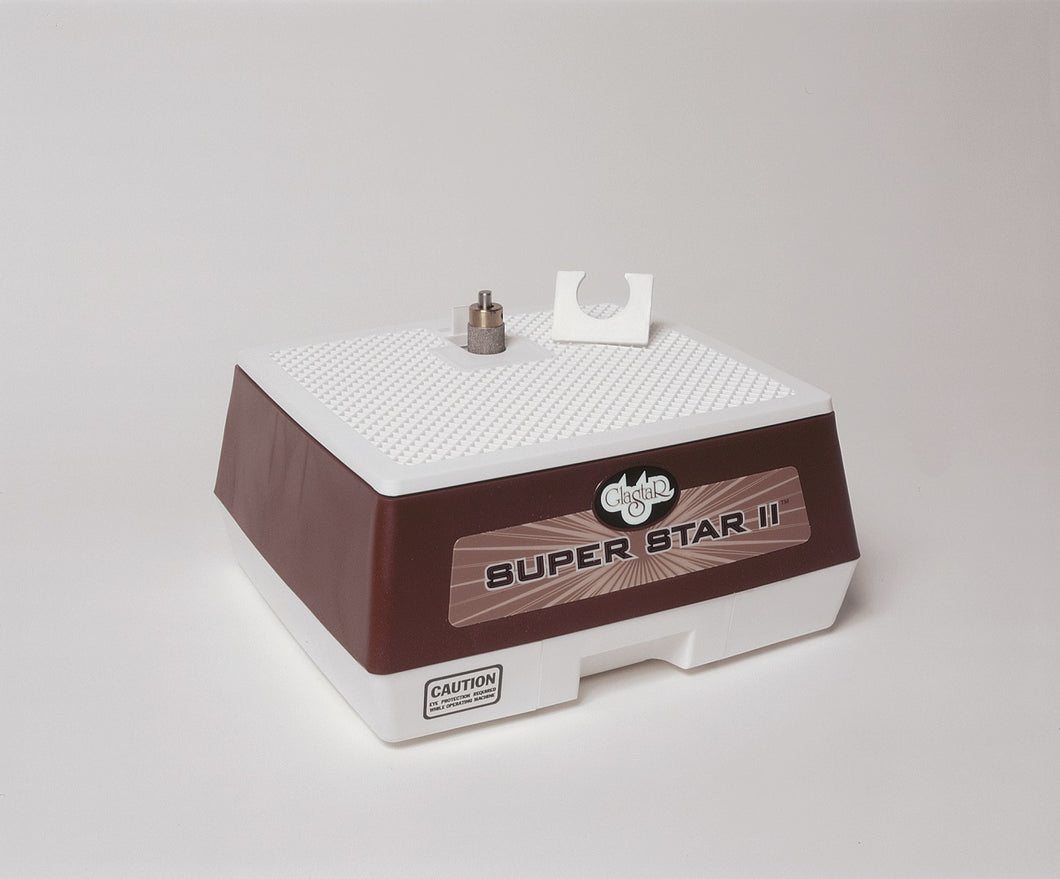 Super Star II™ - Premium Grinder For Hobbyists