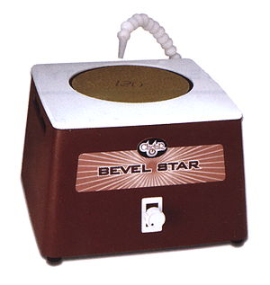 Bevel Star™ - All-In-One Grinding and Polishing Station