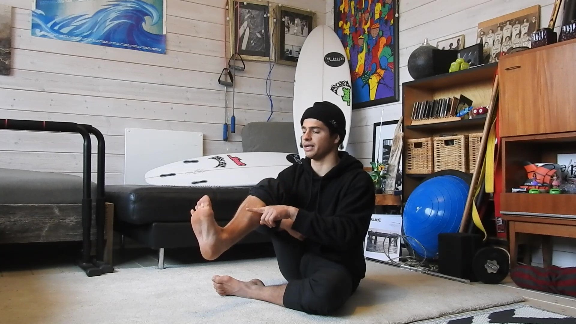Ankle Cars Level Up Surf Coaching