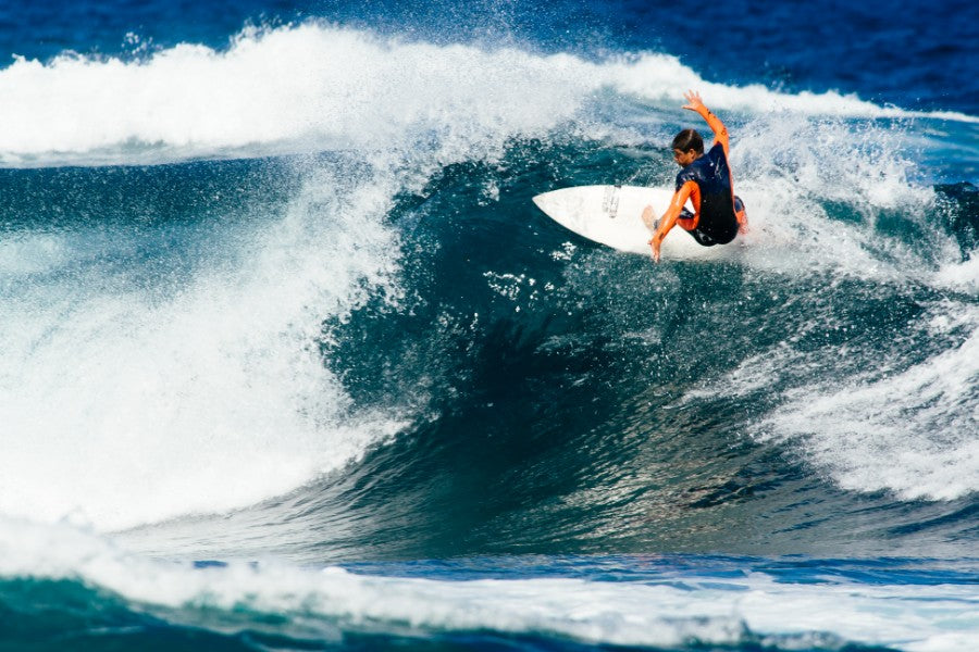 Surfcoach Keith Marcantuoni