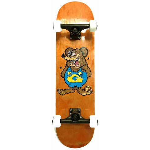 Grizzly The Bear 8 Complete Skateboard