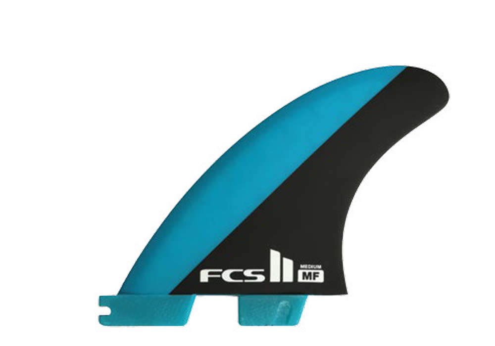 FCS II Mick Fannning PC Carbon - Tri Fin - Medium