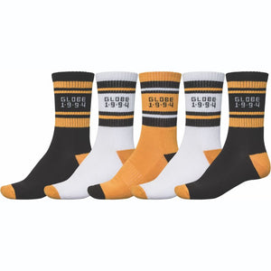 Bengal Crew Sock 5 Pack