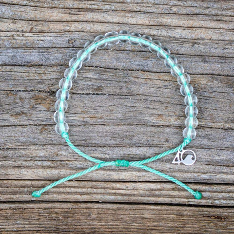 4Ocean Loggerhead Sea Turtle Beaded Bracelet