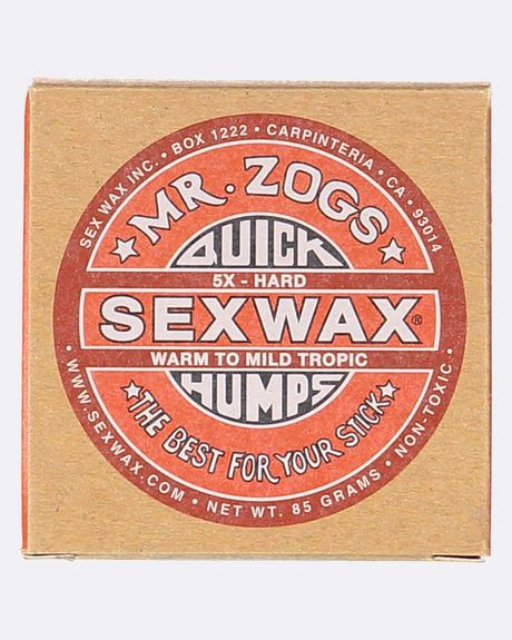 Sex Wax - Warm to Mild Tropic