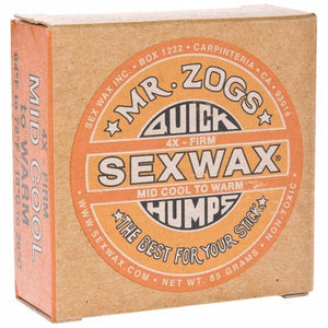 Sex Wax - Mid Cool to Warm