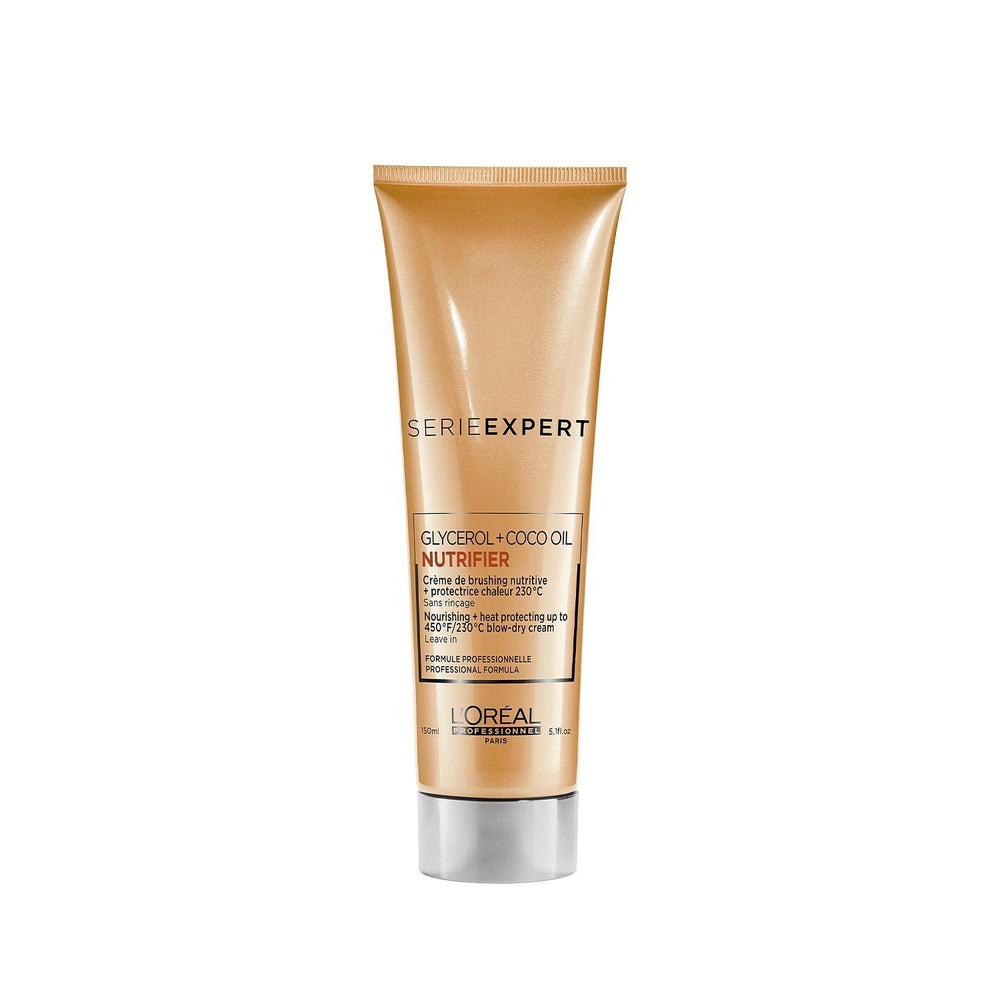 Nourishing Thermo-Protective Blow Dry Crème 150ML - NUTRIFIER