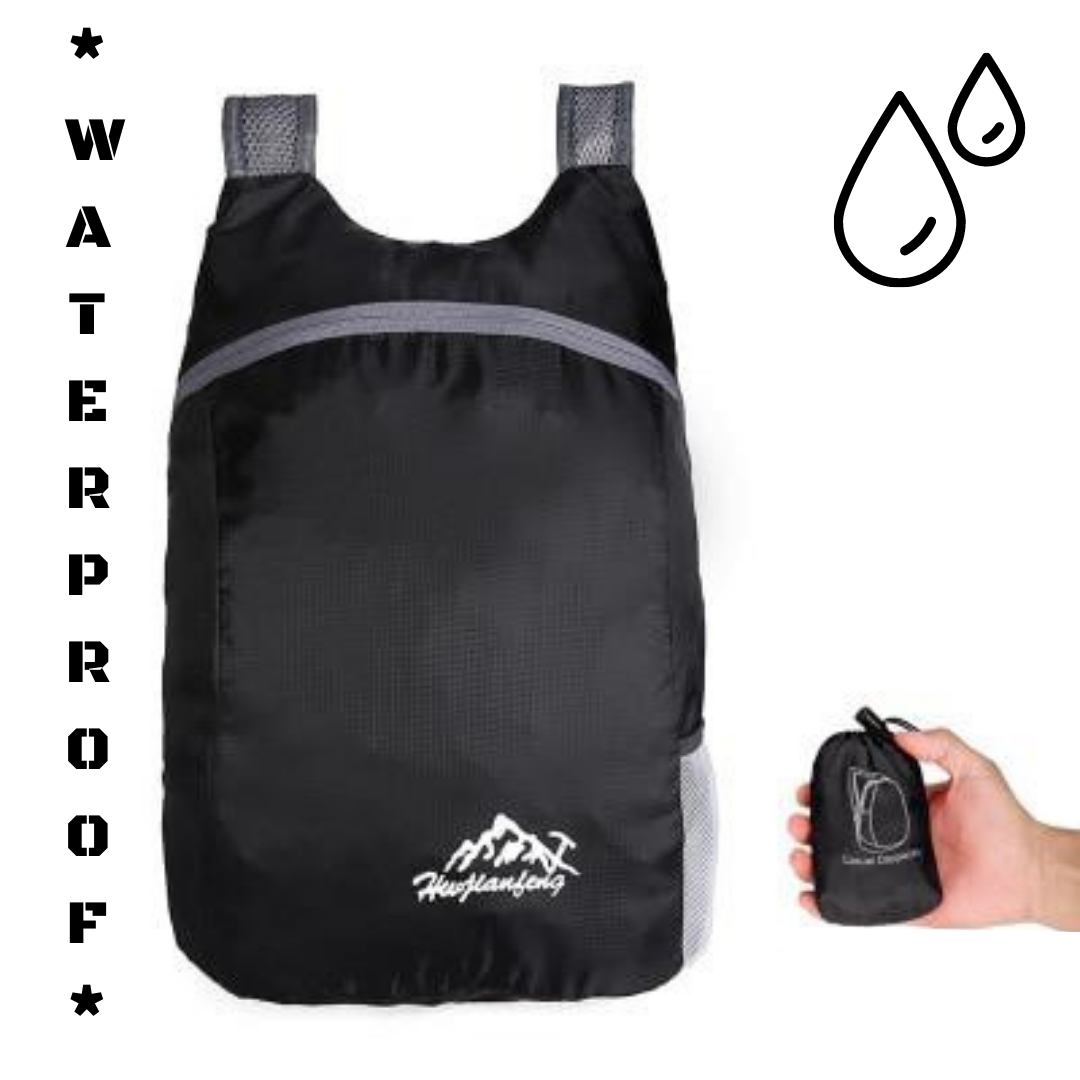 StealthTech Waterproof Backpack