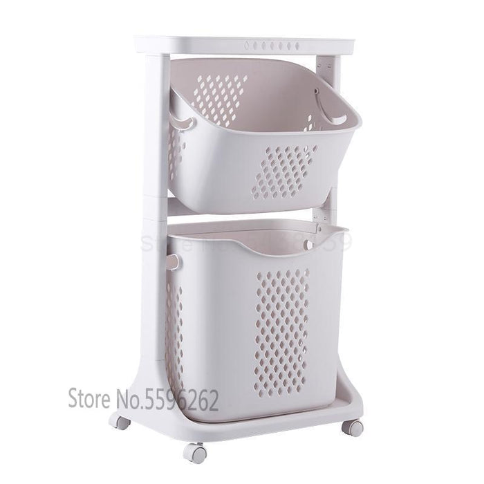 Dirty hamper plastic bathroom toilet dirty clothes storage basket dirty clothes household laundry basket laundry extra