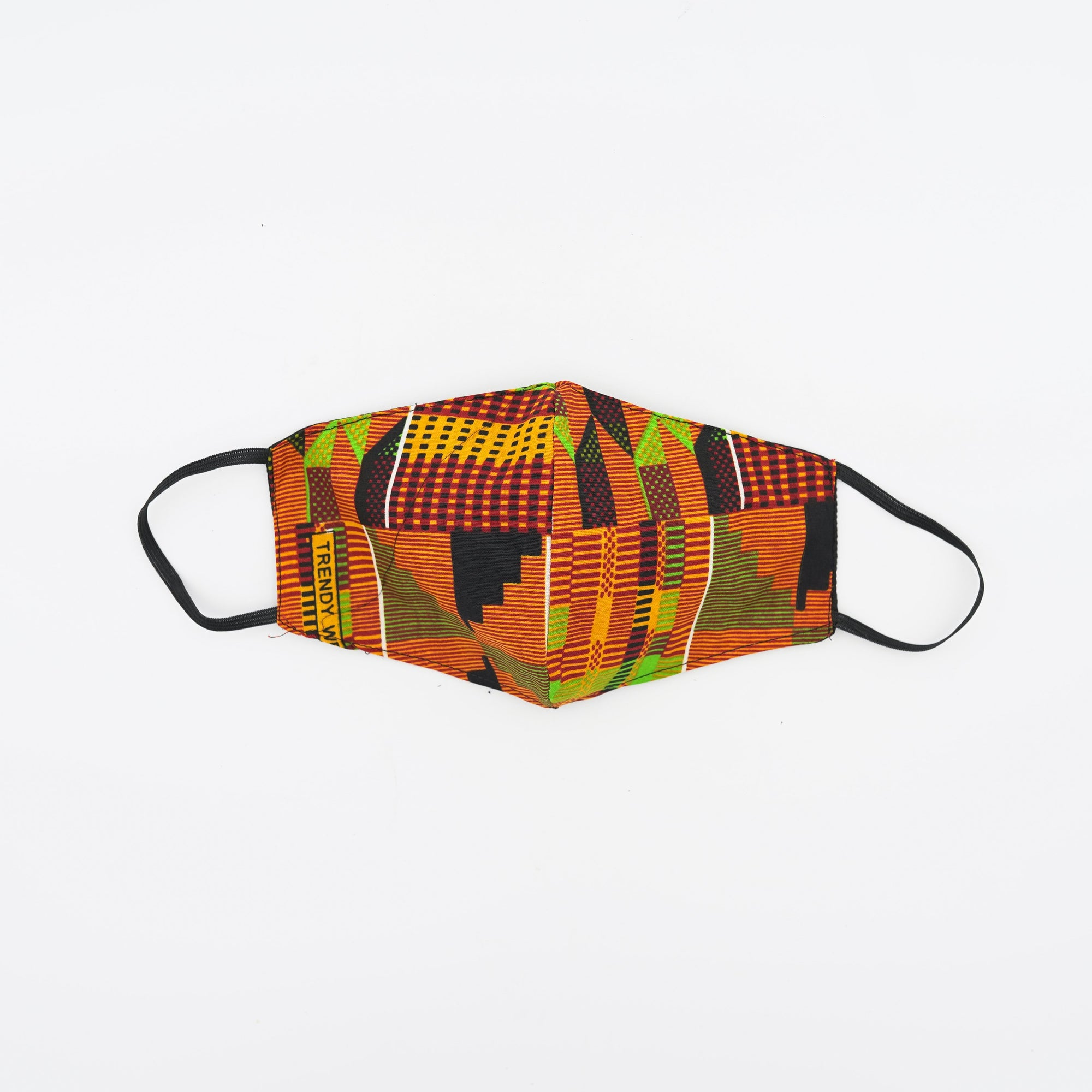 Kente Cloth Face Mask