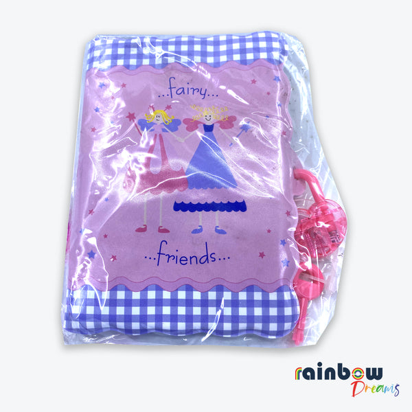 Fairy Friends lockup Diary