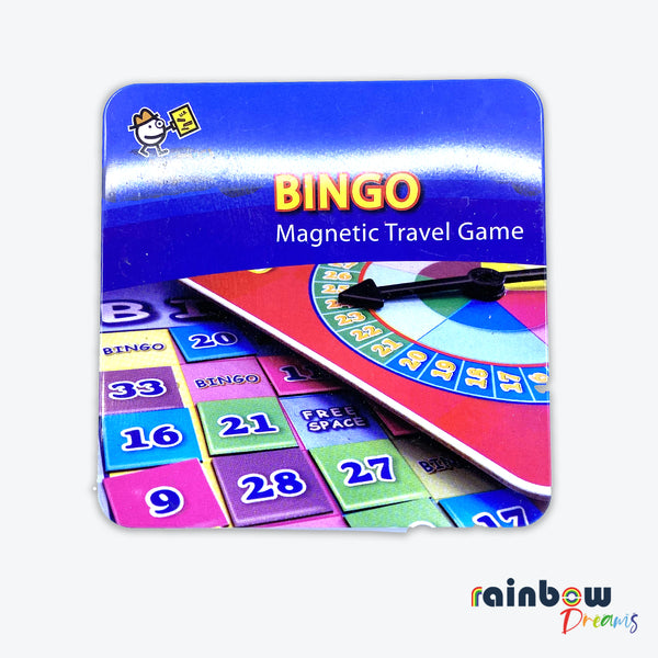 Bingo Magnetic Travel Game
