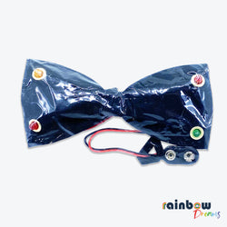 Battery Operated Fancy Bow Tie