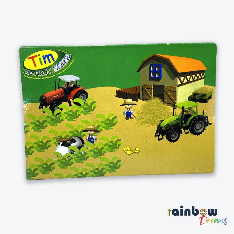Tim 35005 Tractor Diecast Model