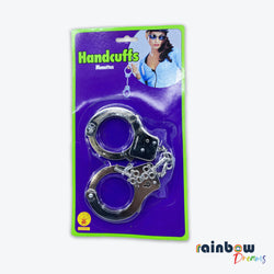 Police Standard Strong Handcuffs With Double Look