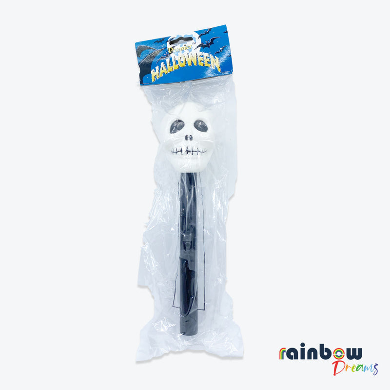 White Skull Magic wand