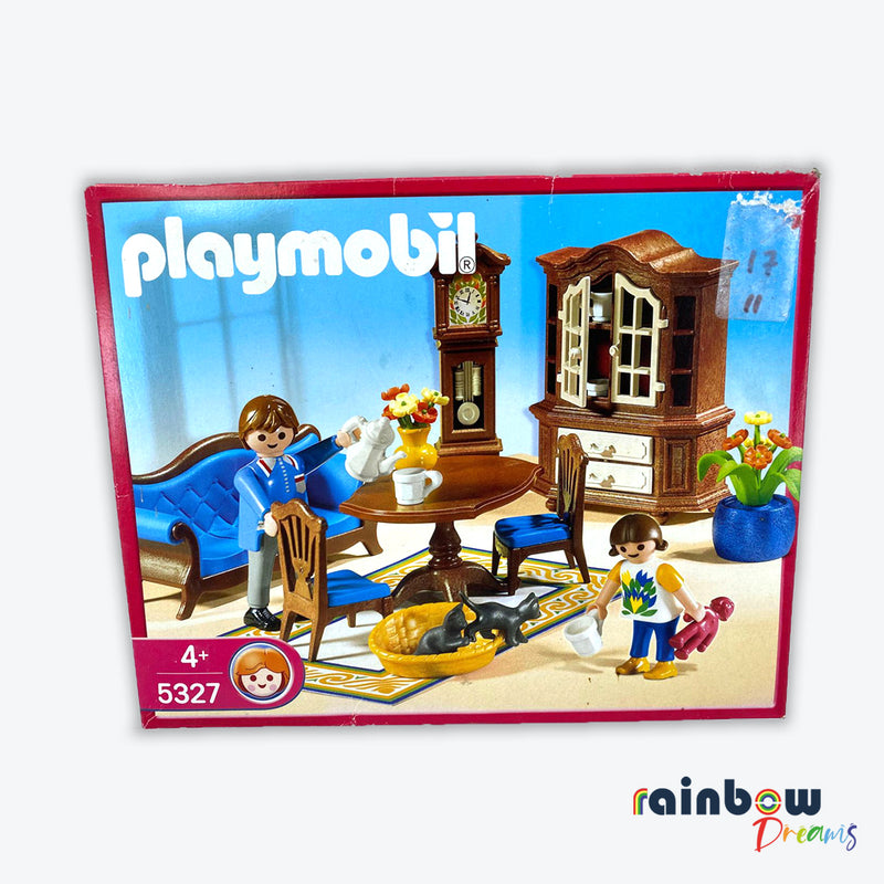 playmobil 5327 salon Set