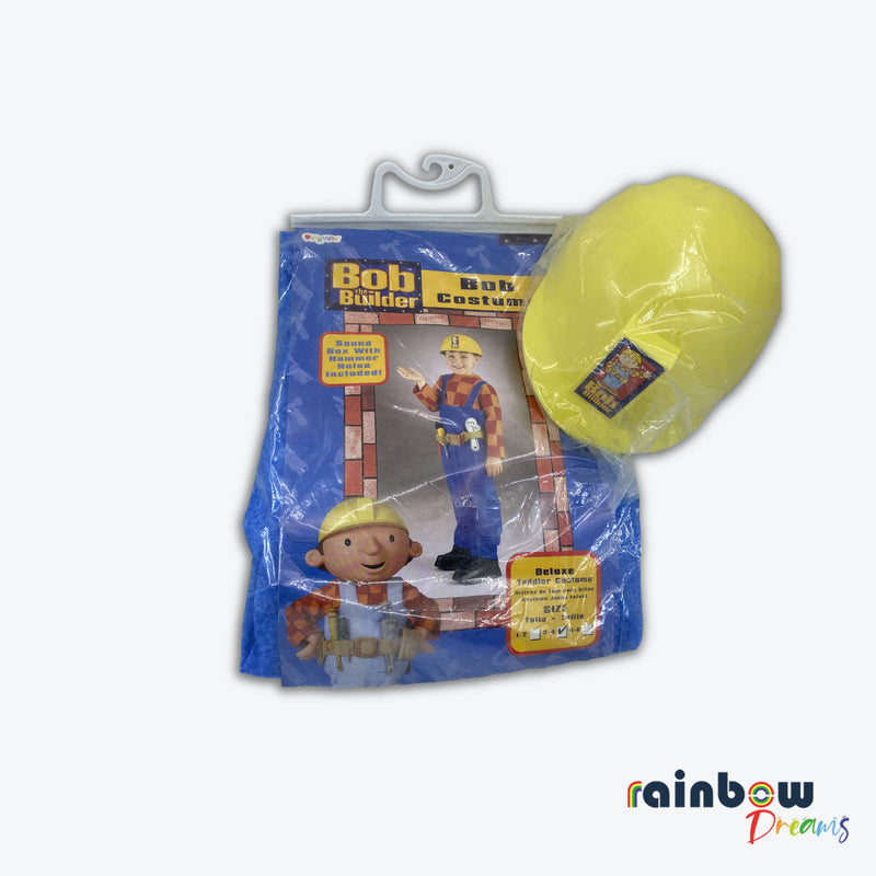 Bob the builder Children's costume