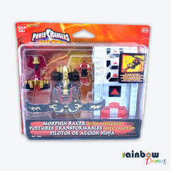 Power Rangers Ninja Storm Morphin Racer with Launcher