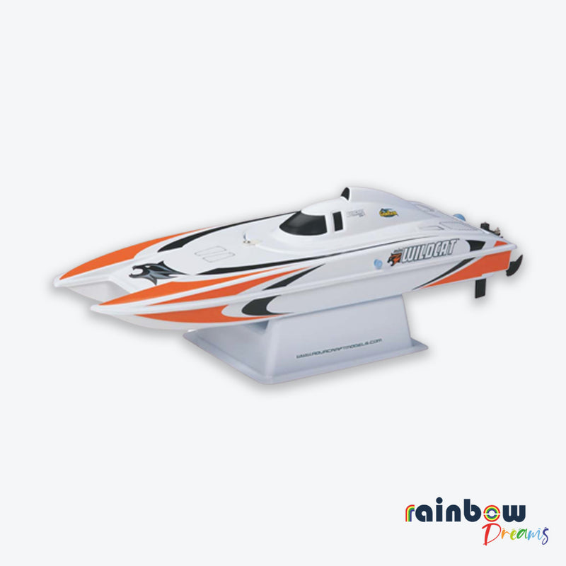 Mini Wildcat Ready To Run Electric Catamaran