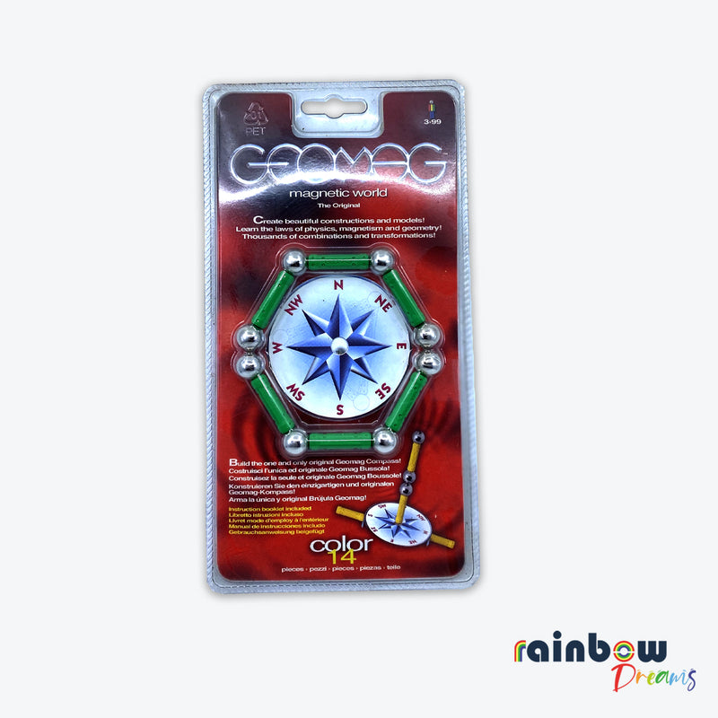 geomag magnetic world the original 14 Colour