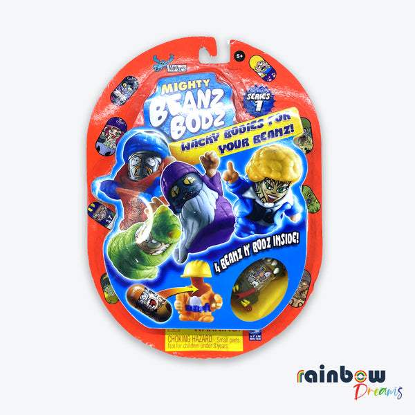 Spin Master Mighty Beanz Bodz Series 1