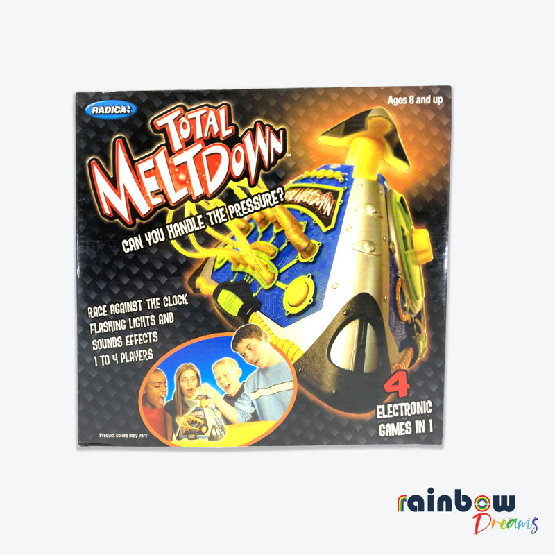 Total Meltdown 4 In 1 Game Flashing Lights Sound Effects