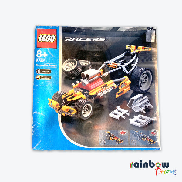 Lego Tuneable Racer Toy
