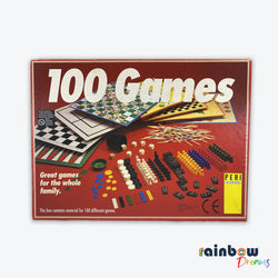 100 Games PERI SPIELE Board Games