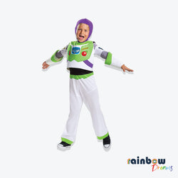 Buzz Light-Year Deluxe Child Costume