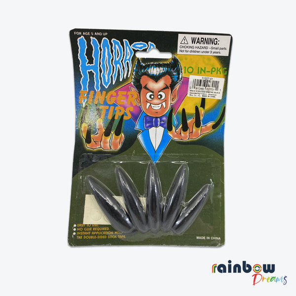 DELUXE HORROR FINGER TIPS COSTUME ACCESSORY