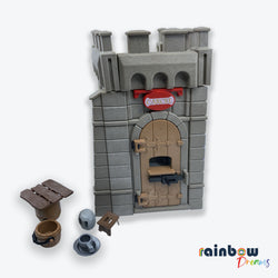 Playmobil Pirates Prison 3859 Carcel Tower